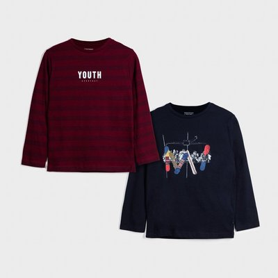 MAYORAL 2 t-shirts set set