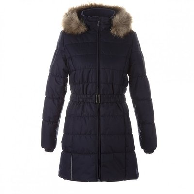HUPPA Winter coat 300 gr. Yacaranda ( dark blue)