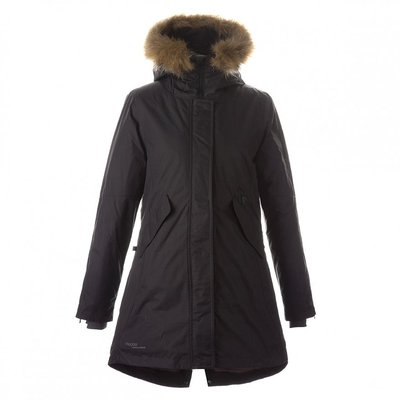 HUPPA Winter parka 200 gr. (dark grey) Vivian