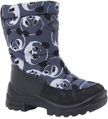 KUOMA Winter boots Grey Panda