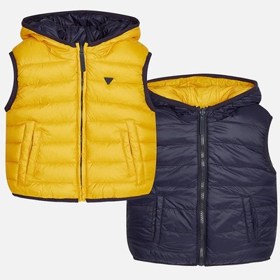 MAYORAL Reversible vest