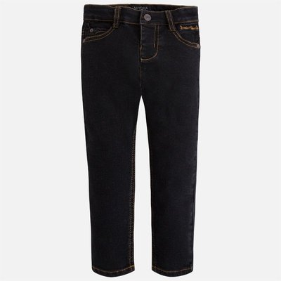 MAYORAL Basic slim fit trousers
