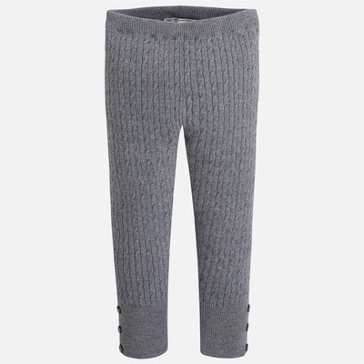 MAYORAL Basic fleece leggings