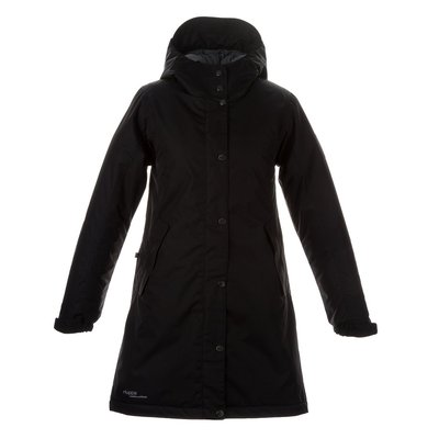 HUPPA Woman's Demi season parka 140 g. (black)