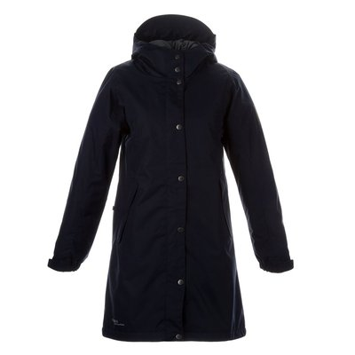 HUPPA Woman's Demi season parka 140 g. (dark blue)