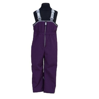 LENNE Soft Shell  pants (dark violet)