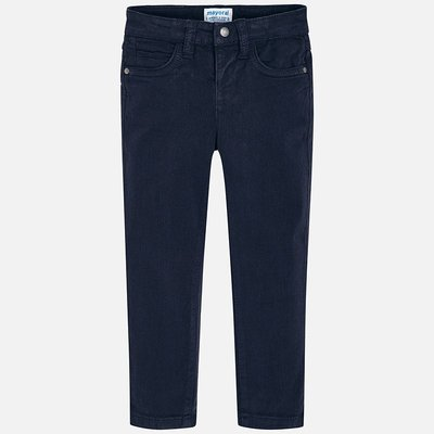 MAYORAL Stretchy chino pants  Slim fit