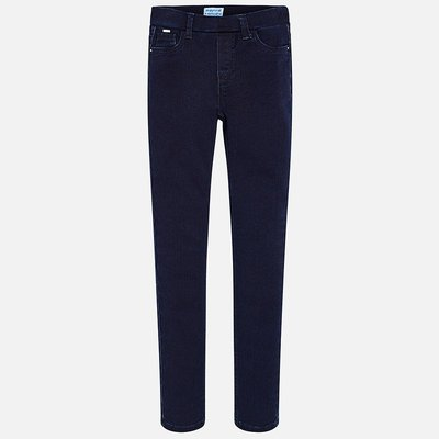 MAYORAL Girl's denim trousers Super slim fit
