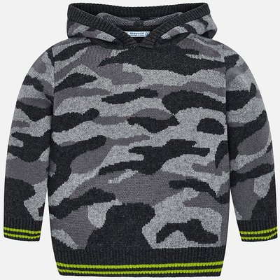 MAYORAL Padded sweatshirt for boy