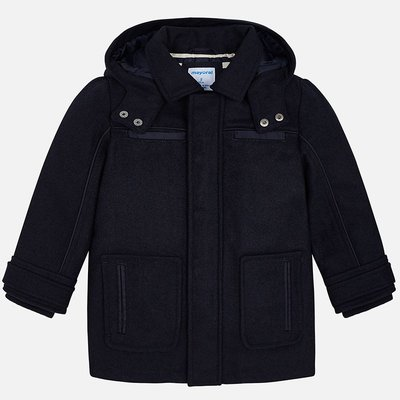MAYORAL Padded coat with details for boy