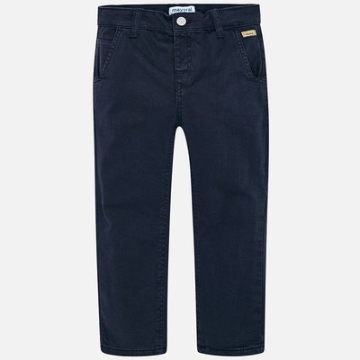 MAYORAL Twill trousers Regular Fit