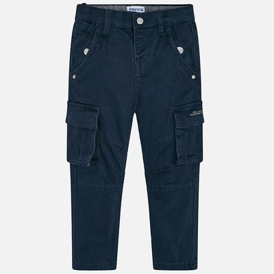 MAYORAL Trousers for boy Cargo fit