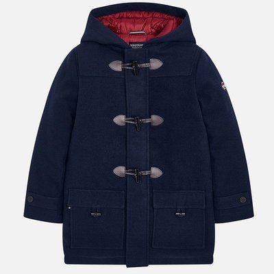 MAYORAL Boy hooded padded coat