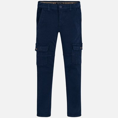 MAYORAL Chino trousers for boy Cargo fit