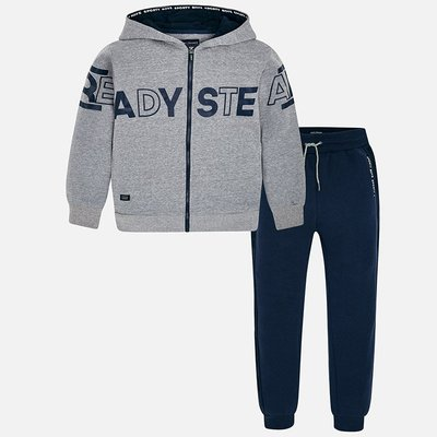 MAYORAL Sporty tracksuit for boy