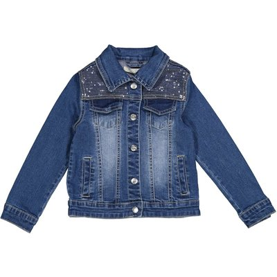 TRYBEYOND Jean jacket for girl
