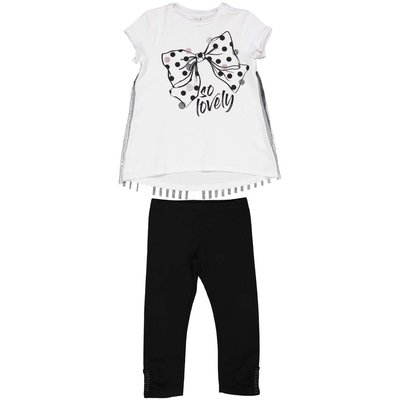 TRYBEYOND Top and leggings set