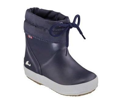 VIKING Warm Rubber Boots 1-12300-5 (dark blue)