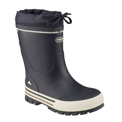 VIKING Warm Rubber Boots 1-12310-5 (dark blue)