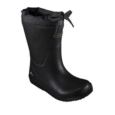 VIKING Warm Rubber Boots 1-12340-2 (black)
