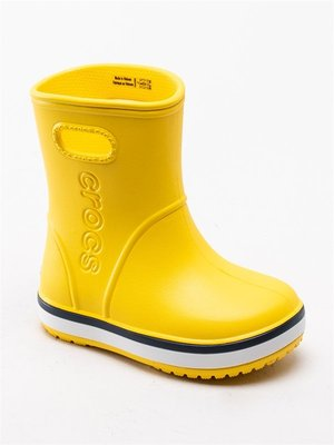 CROCS Rubber Boots Crocband (yellow)