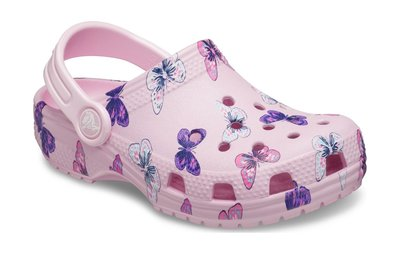 CROCS Classic Butterfly Clog