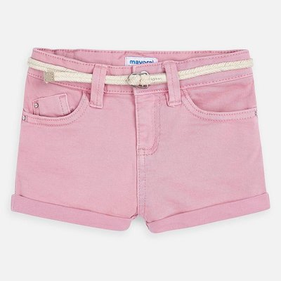 MAYORAL Basic denim shorts