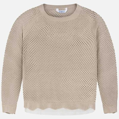 MAYORAL Openwork jumper
