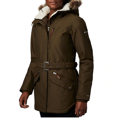COLUMBIA Woman's Winter Jacket Carlson Pass
