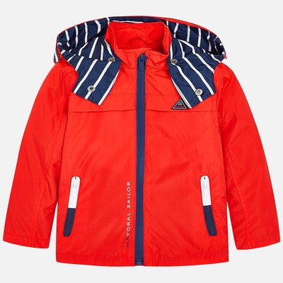 MAYORAL Navy windbreaker