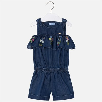 MAYORAL Tacked romper