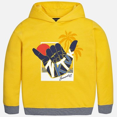 MAYORAL Printed pullover