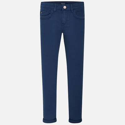 MAYORAL Twill basic trousers Super Slim Fit