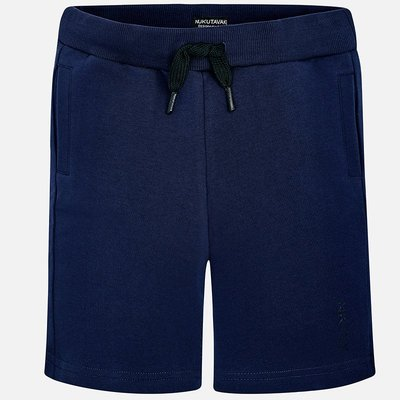 MAYORAL Basic fleece shorts