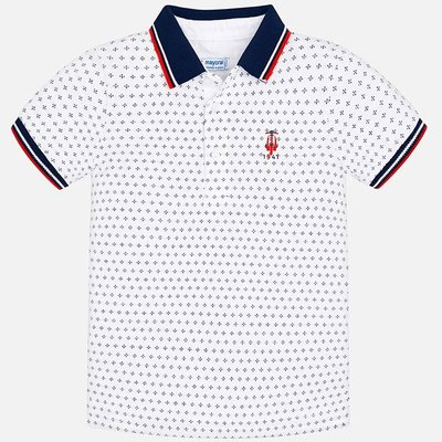 MAYORAL Strapped t-shirt POLO