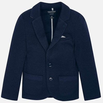 MAYORAL Knit blazer for boy