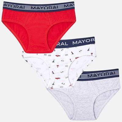 MAYORAL 3pc set print/ color