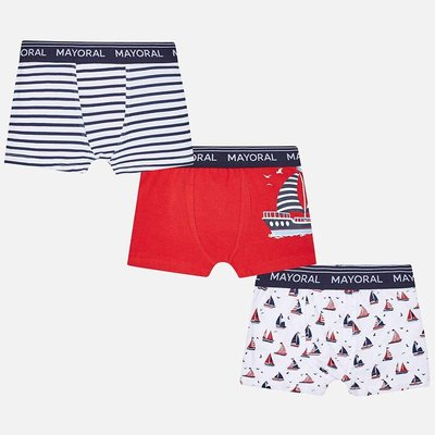 MAYORAL 3pc set  boxers