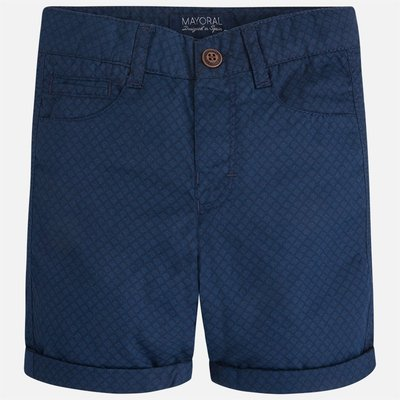 MAYORAL Basic 5 pockets twill shorts