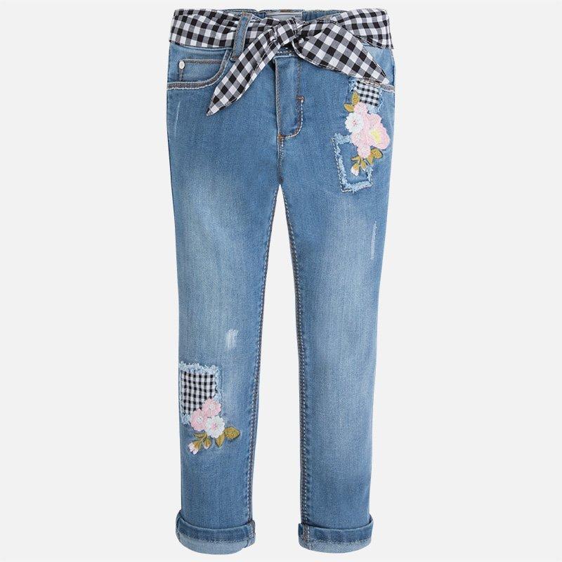 Tan little jeans — 15