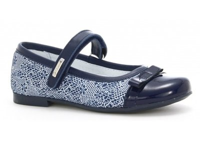 BARTEK Leather flats