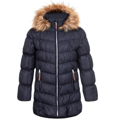 LUHTA Down Coat (dark blue)