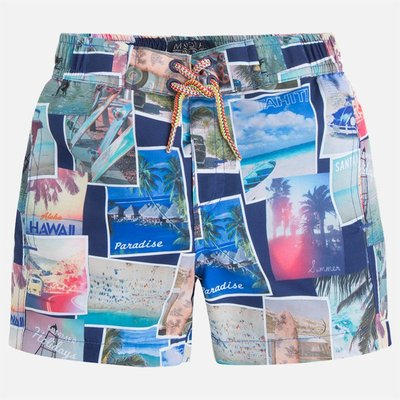 MAYORAL Check shorts