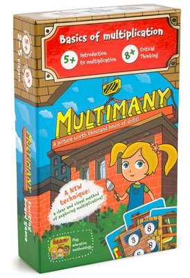 THE BRAINY BAND Educational game Multimany