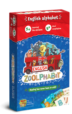 THE BRAINY BAND Zooalphabet English