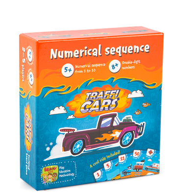 THE BRAINY BAND Educational game Trafficars