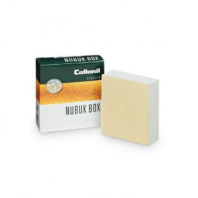 COLLONIL Nubuk box rubber sponge