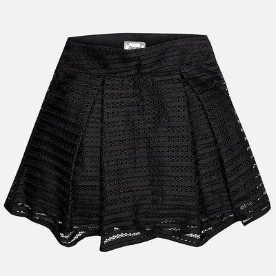 MAYORAL Lace skirt
