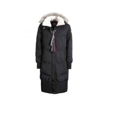 LUHTA Womens Winter Coat Ehtamo (black)