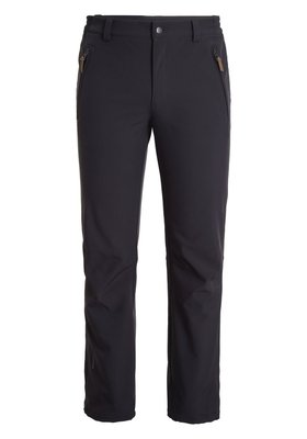 ICEPEAK Men's SoftShell pants (black) ARGO